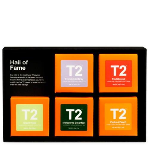 T2 Loose Tea Fives Gift Set - Hall of Fame