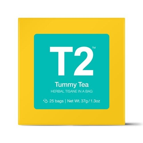 T2 Teabags x25 Gift Box - Tummy Tea
