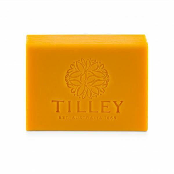 Tilley Fragranced Vegetable Soap - Mango Delight