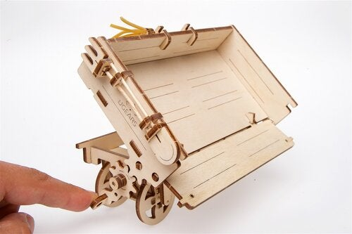 Ugears Wooden Model - Trailer for Tractor