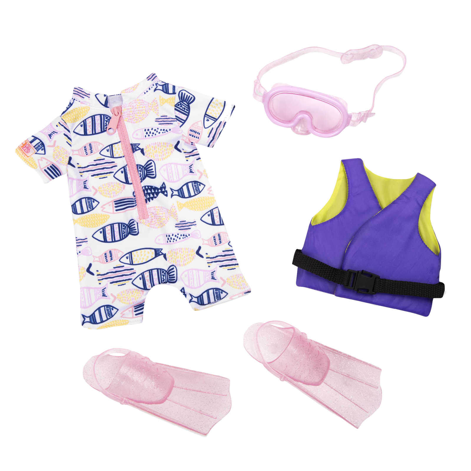 Our Generation Underwater Wonder Outfit for 46cm Doll