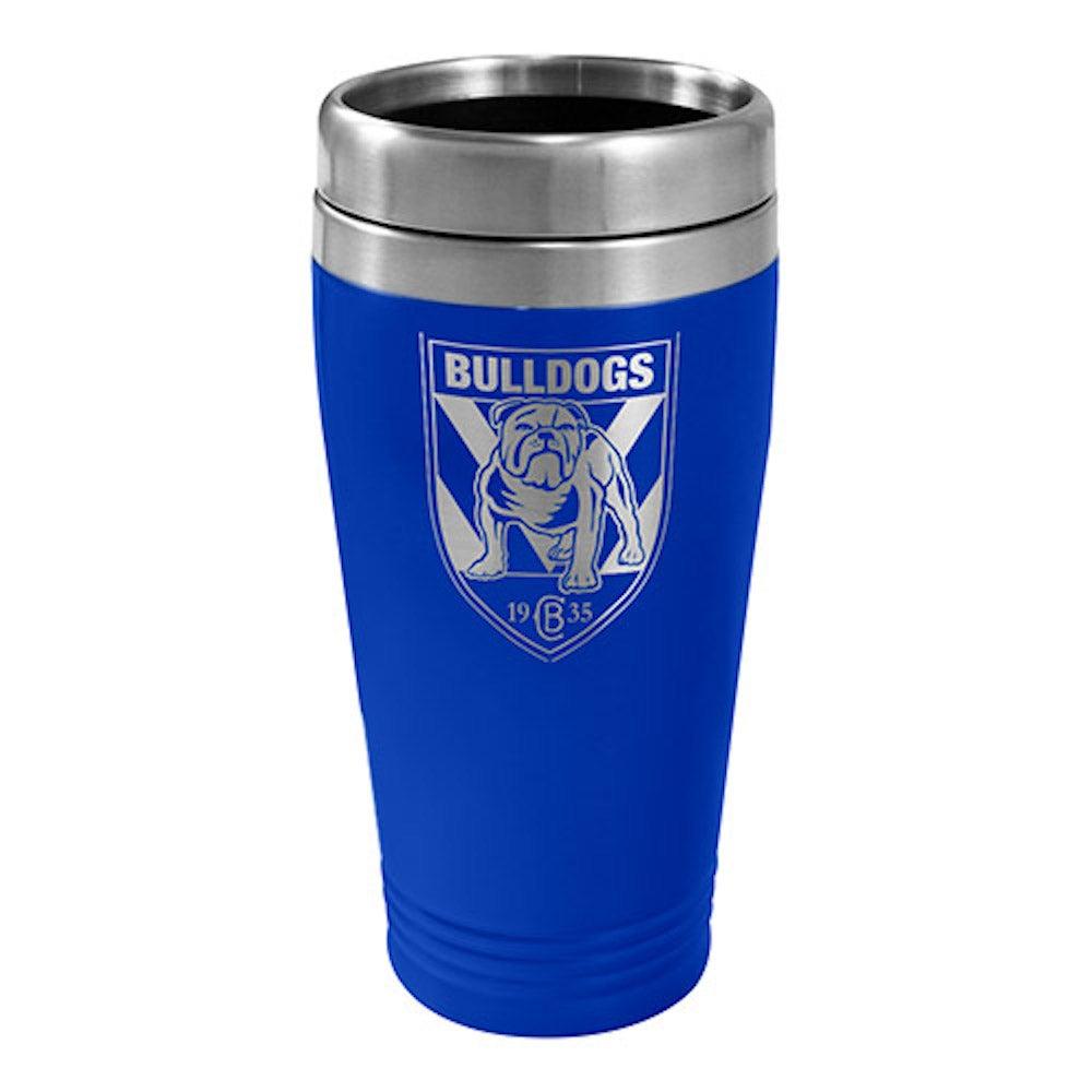 Canterbury Bulldogs NRL Stainless Steel Travel Mug Reusable Eco Cup