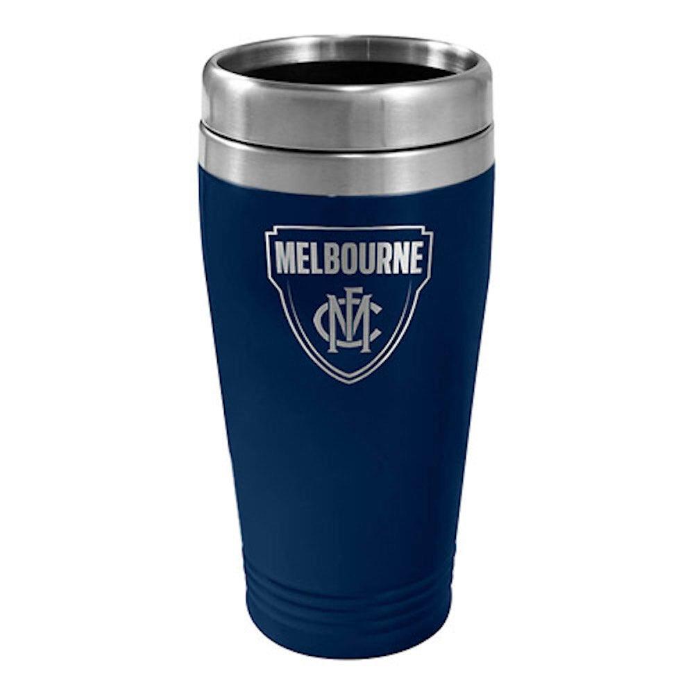 Melbourne Demons AFL Stainless Steel Travel Mug Reusable Eco Cup