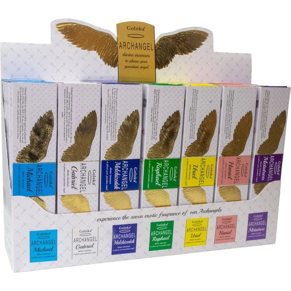 Archangels Incense Gift Pack 7 Pack