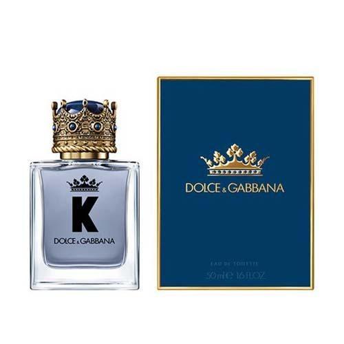 """K"" 50ml EDT Spray for Men by Dolce & Gabbana"
