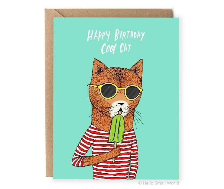 Cool Cat Birthday II