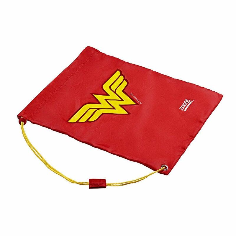 Zoggs Kids Wonder Woman Swimming Rucksack