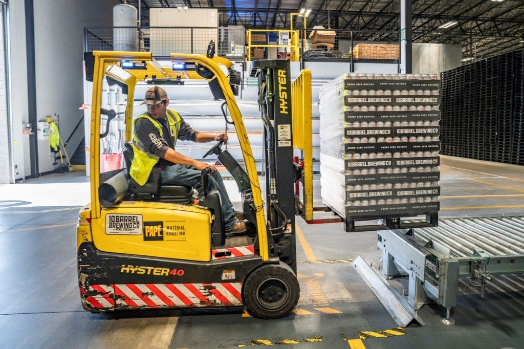 Quick tips for improving your warehouse efficiencies