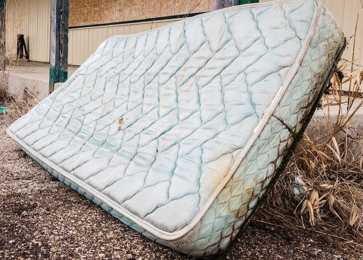 Dispose Of Your Old Mattress The Right Way