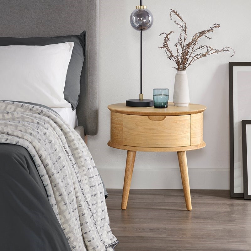The Ultimate Bedside Table Buying Guide