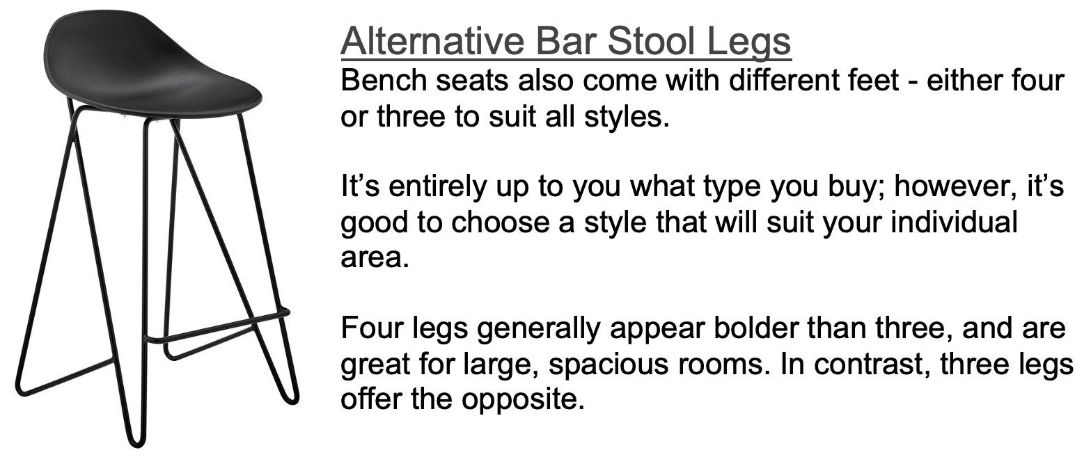 Bar Stools Legs