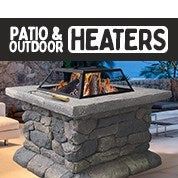 Patio & Outdoor Heater Sale