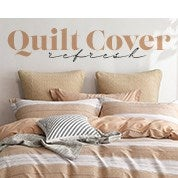 Quilt Cover Refresh