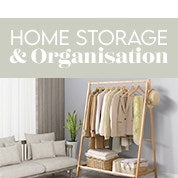Home Storage & Organisation