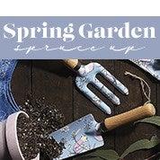 Spring Garden Spruce Up