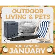 Outdoor Living & Pets