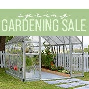 Spring Gardening Sale