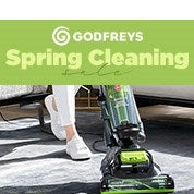 Godfreys Spring Cleaning Sale