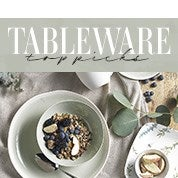 Tableware Top Picks