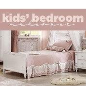 Kids' Bedroom Makeover