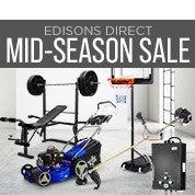 Edisons Direct Mid-Season Sale