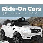 Ride-On Cars Christmas Sale