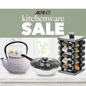 Avanti Kitchenware Sale