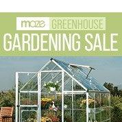 Maze Greenhouse Gardening Sale