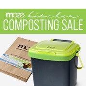 Maze Kitchen Composting Sale