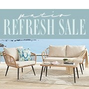 Patio Refresh Sale