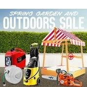 Spring Garden & Outdoors Sale