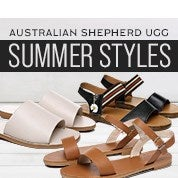 AS UGG Summer Styles