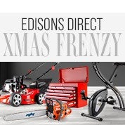 Edisons Direct Xmas Frenzy