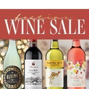 Festive Wine Sale