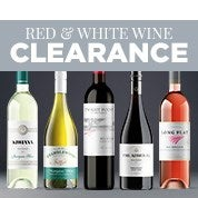 Red & White Wine Clearance