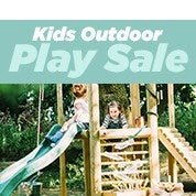 Kids Outdoor Play Sale