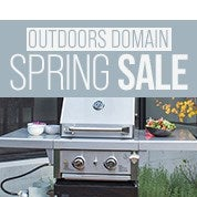 Outdoors Domain Spring Sale