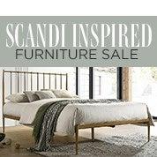 Scandi Inspired Furniture Sale