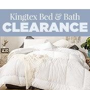 Kingtex Bed & Bath Clearance