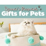 Queenie's Pawprints Gifts For Pets