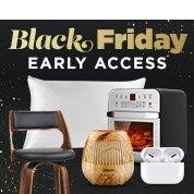 Black Friday: Early Access Sale