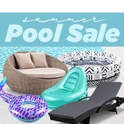 Summer Pool Sale
