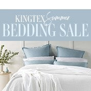 Kingtex Summer Bedding Sale