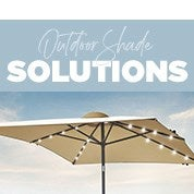 Outdoor Shade Solutions