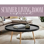 Summer Living Room Refresh