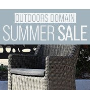 Outdoors Domain Summer Sale