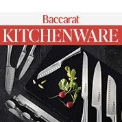 Baccarat Kitchenware Sale