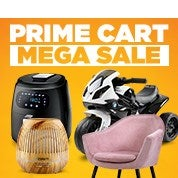 Prime Cart Mega Sale