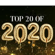 Top 20 of 2020 + More!