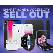 Smartphone & Accessory Sell Out
